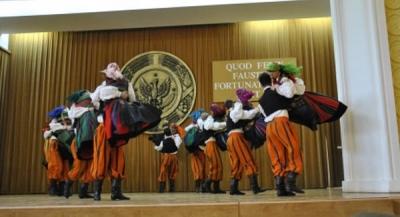 Koncert galowy na Auli Kryształowej SGGW w Warszawie