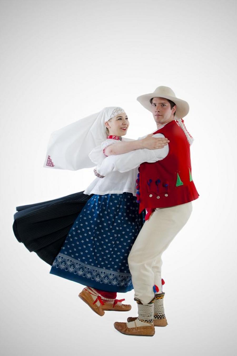 Tańce górali śląskich