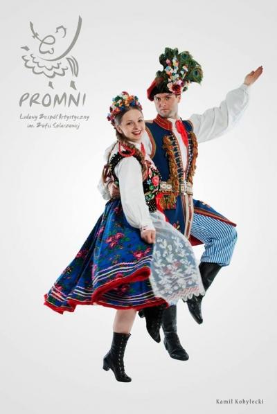 Tańce Krakowiaków wschodnich